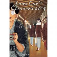 Komi Cant Communicate Vol 08