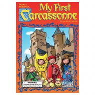 Carcassonne SCAN: My First Carcassonne