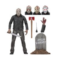 Friday the 13th – 7″ Figure – Ultimate Part 5 Jason
