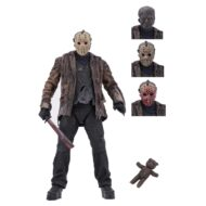 Freddy vs Jason – 7″ Figure – Ultimate Jason (Freddy vs Jason)