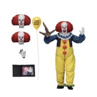 IT – 7″ Figure – Ultimate Pennywise 1990 Version 2