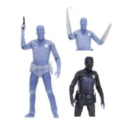 Terminator – 7″ Figure Kenner – White Hot T-1000