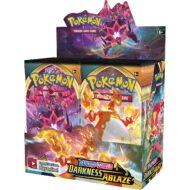 Pokemon Sword & Shield 3 Darkness Ablaze Booster Box