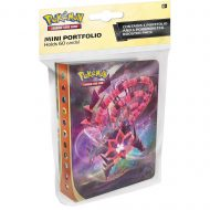 Pokemon Sword & Shield 3 Darkness Ablaze Mini Binder w/Booster
