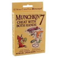 Munchkin 7 Cheat with both hands – viðbót