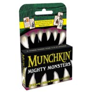 Munchkin Mighty Monsters – viðbót