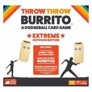 Throw Throw Burrito Extreme Outdoor Ed.