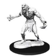 D&D fígurur: Raging Troll