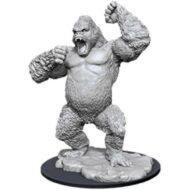 D&D fígurur: Giant Ape