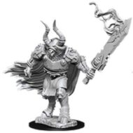 D&D fígurur: Minotaur Labyrinth Guardian