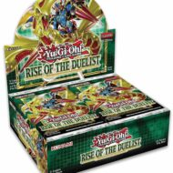 YGO Rise of the Duelist Booster Box
