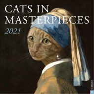 Cats in Masterpieces veggdagatal 2021