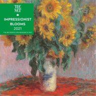 Met: Impressionist Blooms veggdagatal 2021 – lítið