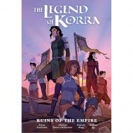 Legend Of Korra Ruins Of The Empire Library Edition