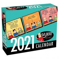 Dilbert DTD borðdagatal  2021