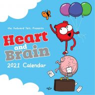 Heart and Brain  veggdagatal 2021
