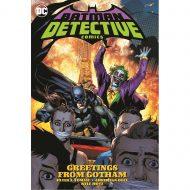 Batman Detective  Comics vol 03 Greetings from Gotham