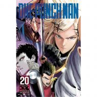 One Punch Man Vol 20