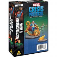Marvel Crisis Doctor Strange & Wong
