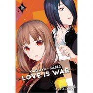 Kaguya Sama Love Is War Gn Vol 16