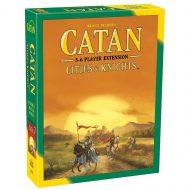 Catan: Cities & Knights 5-6 leikmenn – viðbót