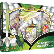 Pokemon Galarian Sirfetech V Box