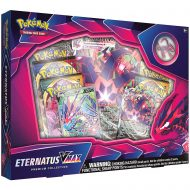 Pokemon Eternatus VMax Premium Pin box