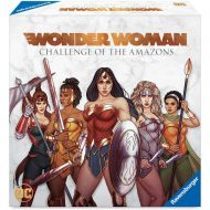 Wonder Woman: Challenge of the Amazons Board game