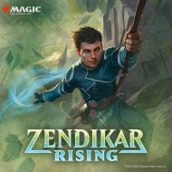 Magic Zendikar Rising Prerelease – Föstudagur 18. sept. kl. 18