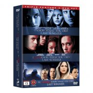 I Know What You Did Last Summer 1-3 DVD