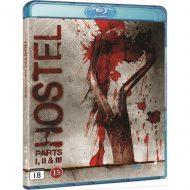 Hostel Part I-III (Blu-ray)