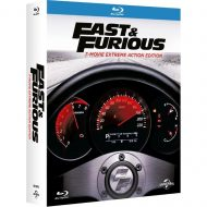 Fast And Furious 1-7 Box Set DVD
