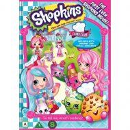Shopkins Chef Club með íslensku tali DVD
