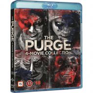 The Purge 1-4 (Blu-ray)