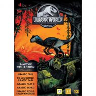 Jurassic Park 1-5 DVD