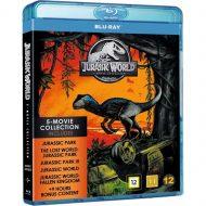 Jurassic Park 1-5 (Blu-ray)