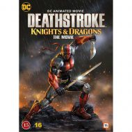 DC Deathstroke: Knights and Dragons DVD