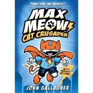 Max Meow Cat Crusader