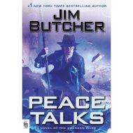 Peace Talks ( Dresden Files 16 ) TP