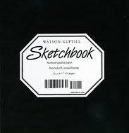 Watson-Guptill Black Sketchbook (A5)