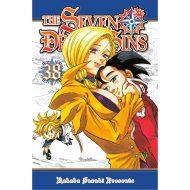 Seven Deadly Sins  Vol 38