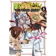 Fairy Tail 100 Years Quest Vol 05