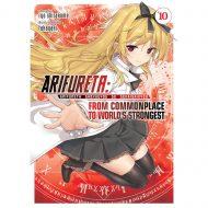 Arifureta Light Novel 10