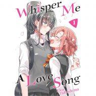 Whisper Me a Love Song Vol 01