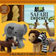 Safari  Crochet kassi
