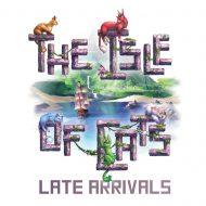 Isle of Cats Late Arrivals 5/6P- viðbót