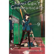 Komi Cant Communicate Vol 09