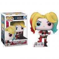 DC Heroes Harley Quinn Boombox Pop! Vinyl Figure – PX