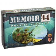 Memoir 44 Pacific Theater – viðbót