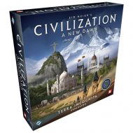 Sid Meiers Civilization A New Dawn Terra Incognita – viðbót